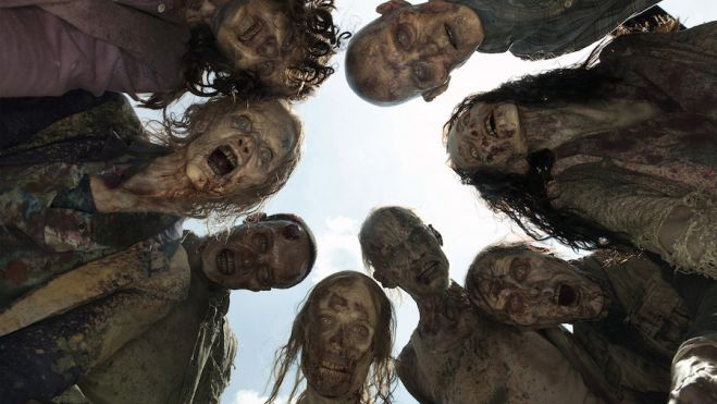 """The Walking Dead"" premiere sets ratings record - CBS News"